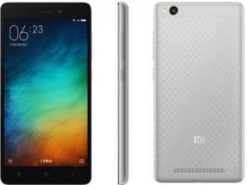 Smartfon Xiaomi Redmi 3 DS 16 GB Czarno-srebrny (XREDMI316black-silver)