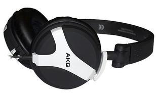 AKG K518 białe Słuchawki DJ