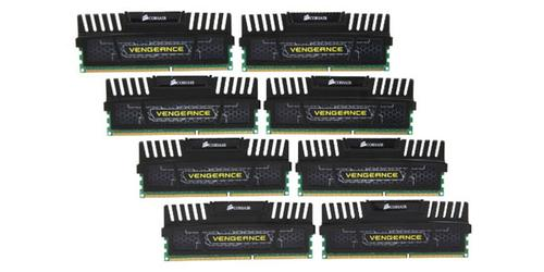 Corsair DDR3 VENGEANCE PRO 64GB /1866 (8*8GB) CL9-10-9-27