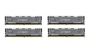 Crucial DDR4 Ballistix Sport 32GB 2400 (4 x 8GB) CL16 - RATY 0%