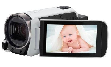 Canon LEGRIA - Cztery Nowe Kamery Dla Entuzjastów Filmowania!