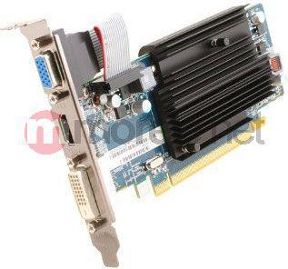 Sapphire Radeon HD 6450 2GB GDDR3 (64 bit) HDMI, DVI, D-Sub