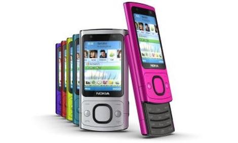 Nokia 6700 slide - Prezentacja