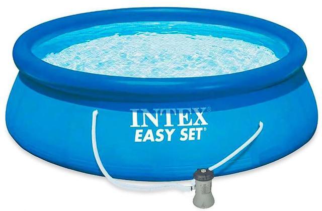 basen rozporowy firmy Intex