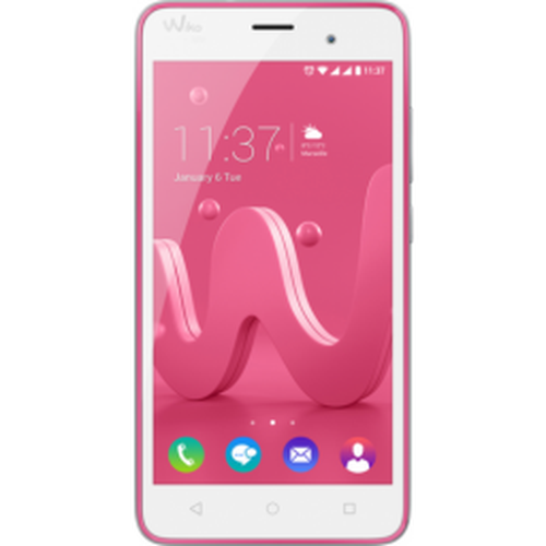 WikoMobile WIKO JERRY 5'' DS Różowy