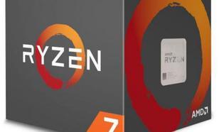 AMD Ryzen 7 2700X YD270XBGAFBOX ( 3700 MHz (min) ; 4300 MHz (max) ; AM4 ; BOX )
