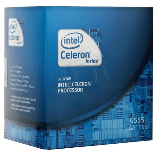 CELERON G555 2.7GHz LGA1155 BOX