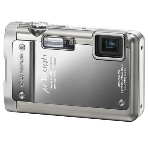 OLYMPUS MJU TOUGH-8010 (SREBRNY)