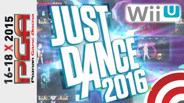 Just Dance 2016 Wii Nintendo - PGA 2015