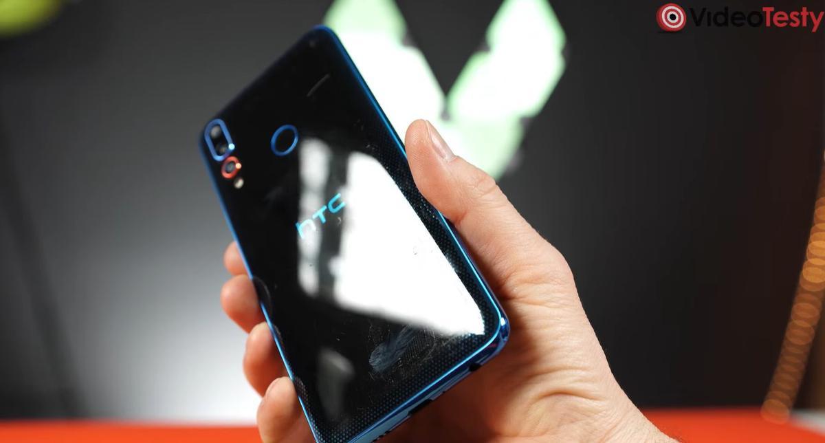 HTC Desire 19+ ma sporo rys i sam jest rysą na wizerunku firmy