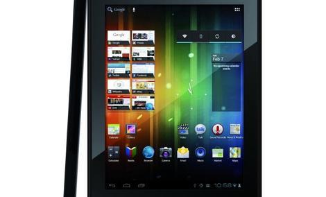 Prestigio PMP5080CPRO na Androidzie 4.0