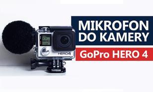 Recenzja Mikrofonu do GoPro Hero 4 - Sennheiser MKE-2 Elements