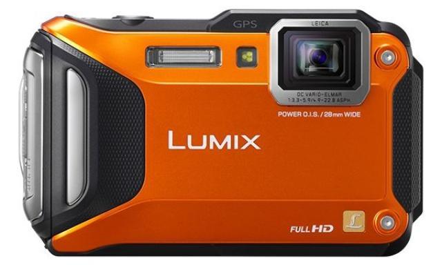 Panasonic Lumix DMC-FT5 - Aparat, Który Sporo Wytrzyma