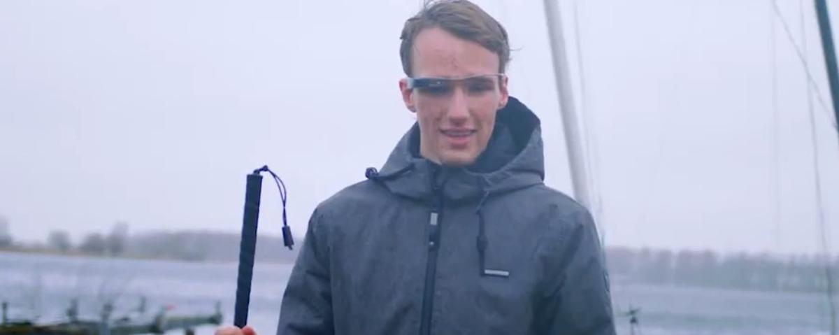 Okulary Envision pozwalają niedowidzącym na komunikację ze światem