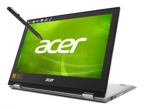 ACER Spin 1 (NX.GRMEP.001) N3350 4GB 64GB EMMC W10 + Pióro Active