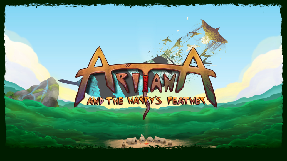 Piątkowe Granie #19 - Aritana and the Harpy's Feather