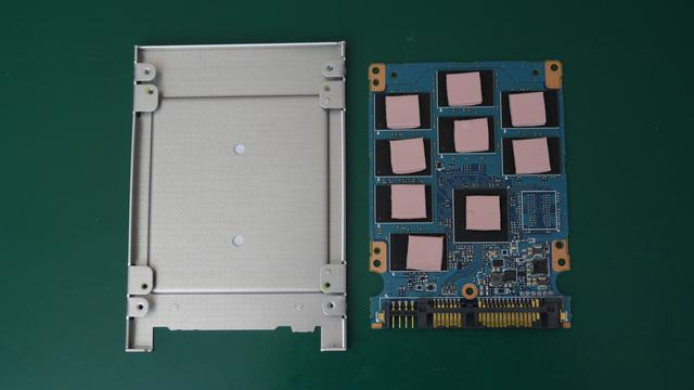 Toshiba Q Series PRO SSD - Test dysku o pojemności 256GB