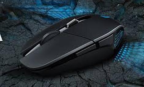Logitech G302 Daedalus Prime - Skarb Dla Graczy MOBA