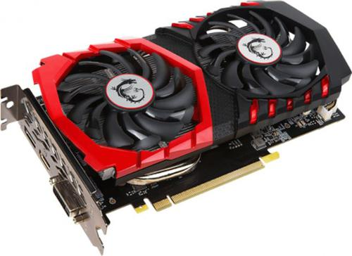 MSI GeForce GTX 1050 Ti GAMING X 4GB