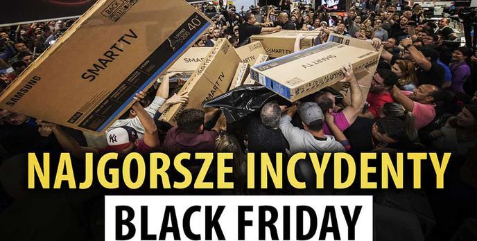13 najgorszych incydentów podczas Black Friday