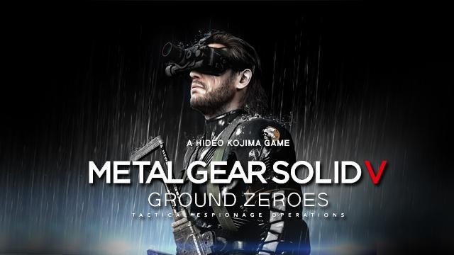 Metal Gear Solid V: Ground Zeroes - Wkrótce W Sklepach