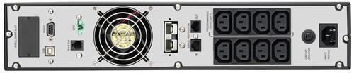 Lestar UPS OTRT-1100 XL Sinus LCD RT 8xIEC USB RS RJ 45