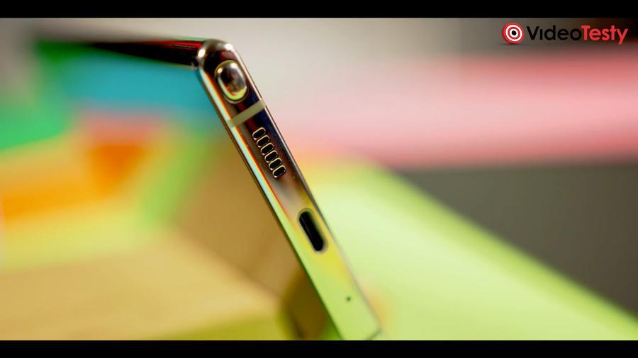 Samsung Galaxy Note 10+ nie posiada gniazda słuchawkowego