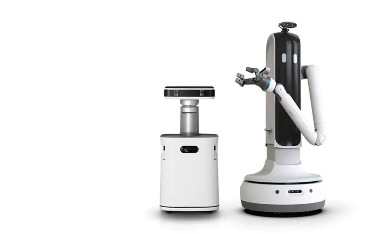 Roboty Samsunga wkrótce mogą pojawić się w naszych domach