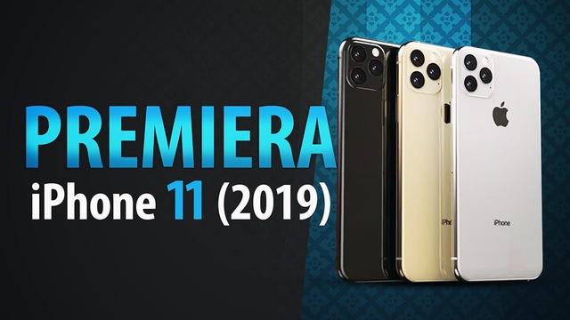 Premiera LIVE serii iPhone 11 - 3 nowe modele