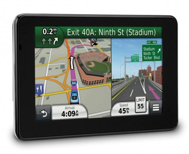 Garmin Nuvi 3590LMT - nowoczesna nawigacja GPS