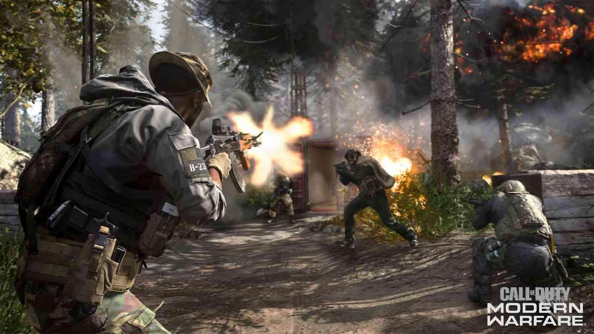 Call of Duty: Modern Warfare - Powraca z kampanią fabularną!