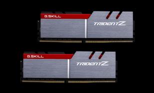 G.Skill Trident Z DDR4, 2x16GB, 3333MHz, CL16 (F4-3333C16D-32GTZB)
