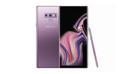 SAMSUNG GALAXY NOTE 9 SM-N960 128GB LAVENDER PURPLE