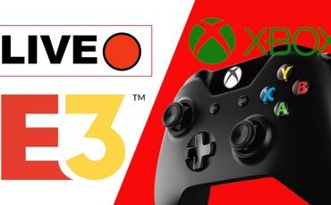 Microsoft XBOX na E3 LIVE - Premiera