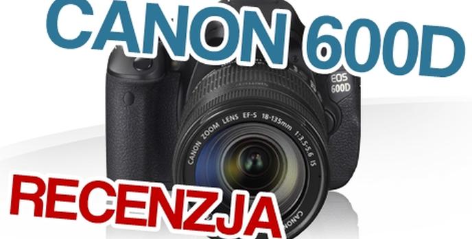 Canon 600D – Tanie Lustro z Profesjonalnym Zacięciem