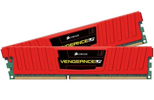 Corsair DDR3 VENGEANCE 8GB/1866 (2*4GB) CL9-10-9-27 RED