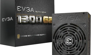 EVGA SuperNOVA G2 1300W (120-G2-1300-X2)