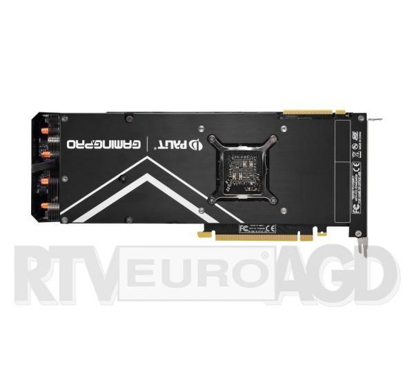 Palit GeForce RTX 2080 GamingPro OC 8GB GDDR6 256bit DP/HDMI/USB-c