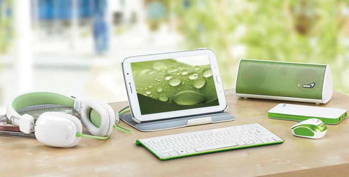Genius pokazał najnowsze produkty na targach CES 2014