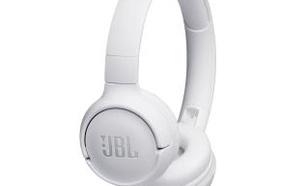 JBL T500 BT Białe - do ponad 130 salonów! Atrakcyjne raty!