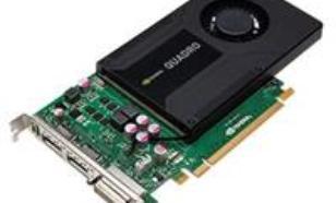 Fujitsu NVIDIA Quadro K2000 2GB Graphics S26361-