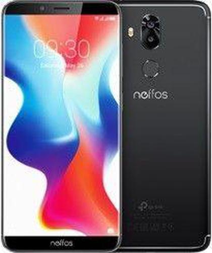TP-LINK Neffos X9 32GB Czarny (TP913A56PL)