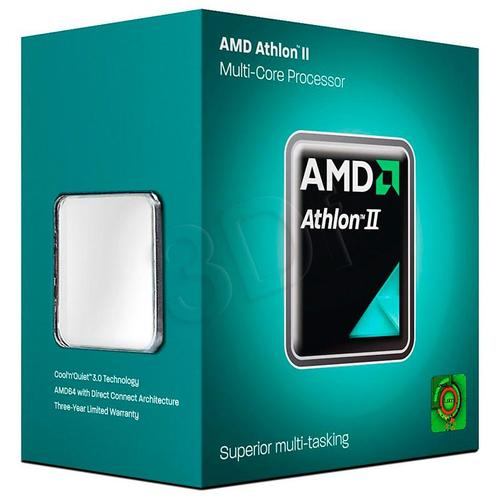 AMD Athlon II X4 651 3.0GHz (FM1)(45NM)BOX