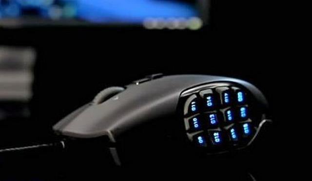 Logitech G600 MMO Gaming Mouse - idealna myszka dla fanów gier MMORPG