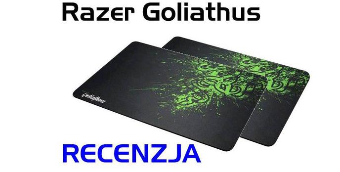 Razer Goliathus - Podkładki dla Graczy [RECENZJA]