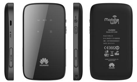 Huawei E589 - modem z optymalną jakością połączeń