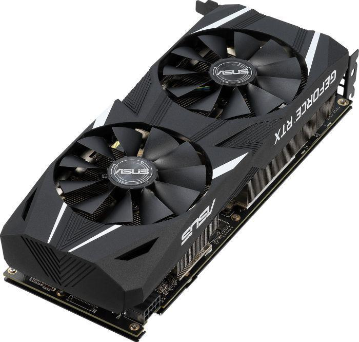 Asus Dual GeForce RTX 2060 Advanced, 6GB GDDR6, 192-bit