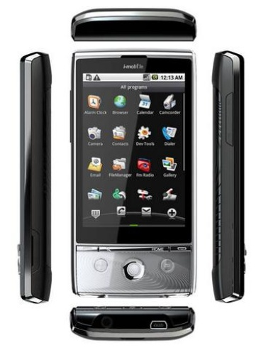 i-mobile 8500 Android