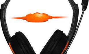 Vakoss Msonic MH563KO czarno-pomarańowe