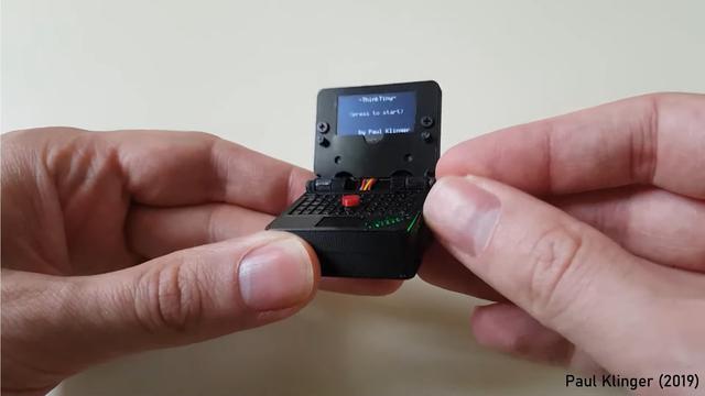 ThinkTiny to miniaturowy komputer z 5 grami